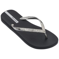 Glam Shimmer Silver Black