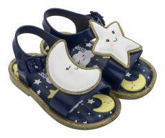Mini Mar Sandal Sweet Dreams Navy Contrast