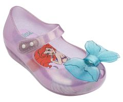 Mini Little Mermaid Ultragirl Purple/Aqua