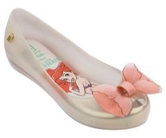 Kids Little Mermaid Ultragirl Golden/Coral