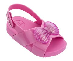 Baby Bow Sandal Pink