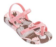 Baby Fashion Sandal 21 Blush Kitty