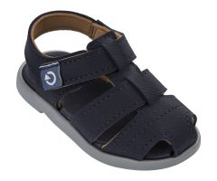 Baby First Sandal Navy