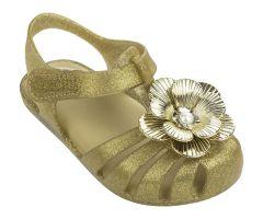 Baby Flower Pearl SP Gold Glitter