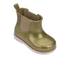 Baby Joy Boot Gold Glitter