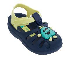 Baby Summer Navy Monster