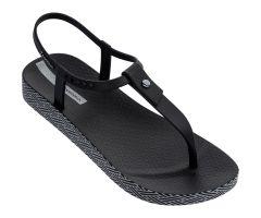 Bossa Soft Sandal Black