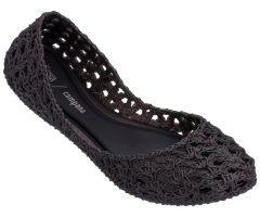 Campana Crochet Black