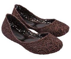 Campana Flow Espresso Glitter | Campana + Melissa Shoes | NONNON