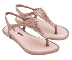 Campana Flow Sandal Rose Glitter | Campana + Melissa Shoes | NONNON