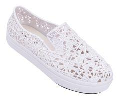 Campana Sneaker White Matt