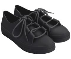 Change Sneakers Black Matte