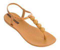 Charm Sandal 21 Amber Pebble