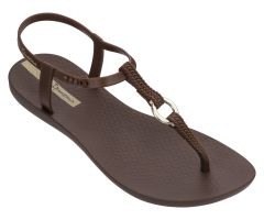 Charm Sandal 23 Brown Link
