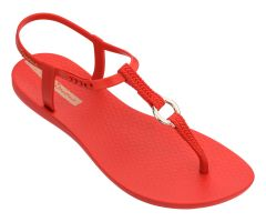 Charm Sandal 23 Red Link