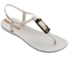 Class Sandal Buckle Pearl