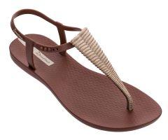 Class Sandal Chrome Bronze