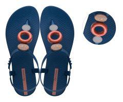 Class Sandal Hoop Navy