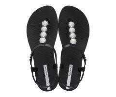 Class Sandal Pebble Black Chrome