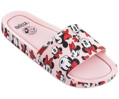 Disney Beach Slide Pink Minnie