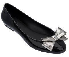 Doll Dream Bow Black   Melissa Shoes   NONNON