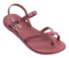 Fashion Sandal 21 Berry