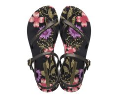 Fashion Sandal 21 Black Bloom
