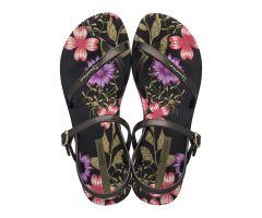 Fashion Sandal 21 Black Bloom