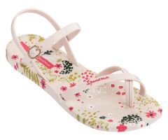 Fashion Sandal 21 Ivory Flower
