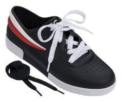 Fila Sneaker Black Contrast