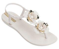 Floral Sandal Special Ivory