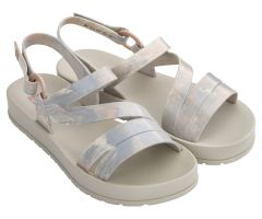 Freeze Sandal Ivory Marble