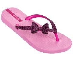 Kids Lolita Bow Fuschia Pink