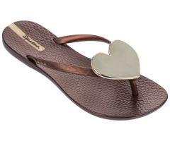 Maxi Heart Bronze