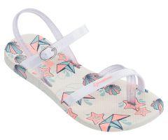 Kids Fashion Sandal White