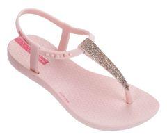 Kids Charm Glitter Sandal Pink