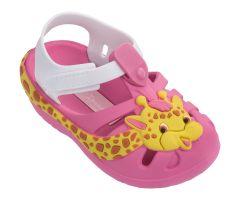 Baby Summer Zoo Pink Giraffe