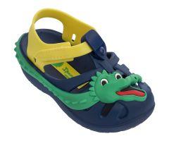 Baby Summer Zoo Navy Croc