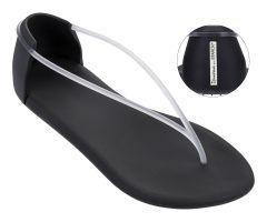 Starck Ting Sandal Clear Black