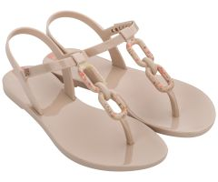 Infinity Sandal Links Blush