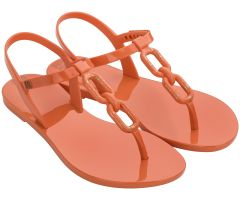 Infinity Sandal Links Coral
