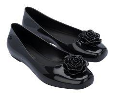 JWU Aura Black Flower