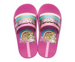 Kids Barbie Slide Pink