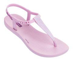 Kids Charm Glitter Sandal 21 Lilac