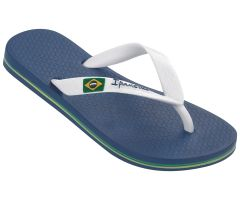 Kids Classic Brazil 21 White Navy