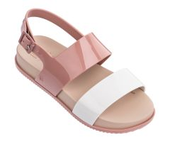 Kids Cosmic Sandal Blush Contrast