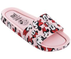 Kids Disney Beach Slide Pink Minnie