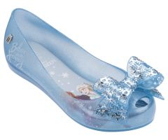 Kids Disney Frozen Ultra Sky Glitter Frost Bow