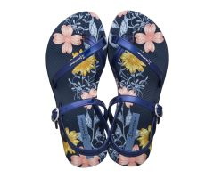 Kids Fashion Sandal Garden Navy