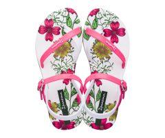 Kids Fashion Sandal Garden White Pink
